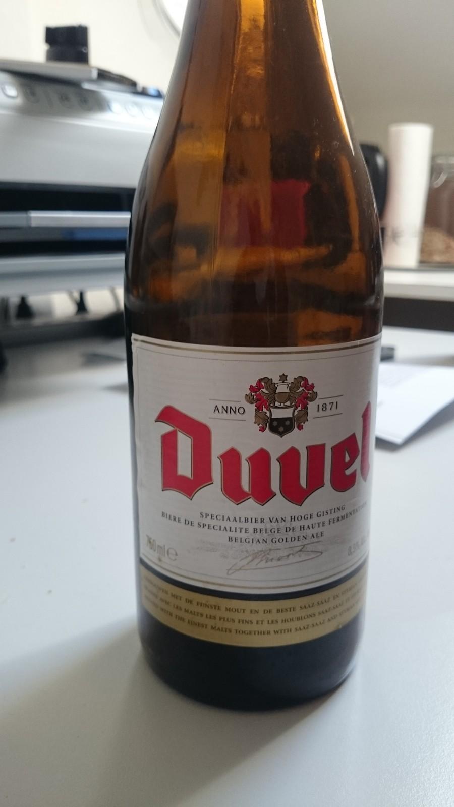 harvest yeast_duvel